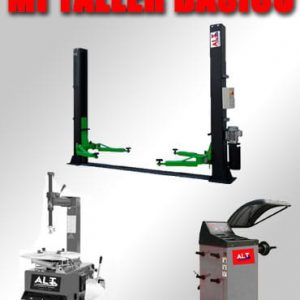 Imagen de Equipamiento Taller. Automotive Lift and Tools. Automliftools.