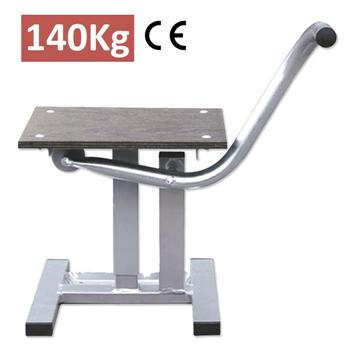 Mesa para motocicleta. Imagen de Elevadores de Coches Automotive Lift and Tools.
