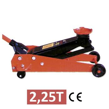 Gato carretilla 2,25 Tn. Imagen de Elevadores de Coches Automotive Lift and Tools.
