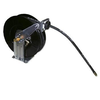 Carrete Manguera Aceite. Imagen de Elevadores de Coches Automotive Lift and Tools.