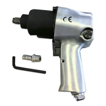 "Pistola de impacto de 1/2"".Imagen de Elevadores de Coches Automotive Lift and Tools."