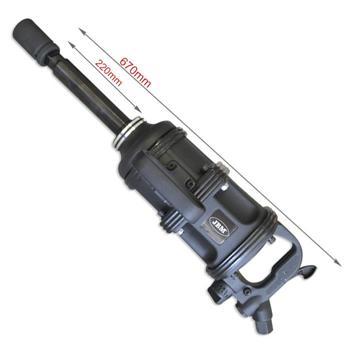 Pistola neumatica para rueda de camion. Imagen de Elevadores de Coches Automotive Lift and Tools.