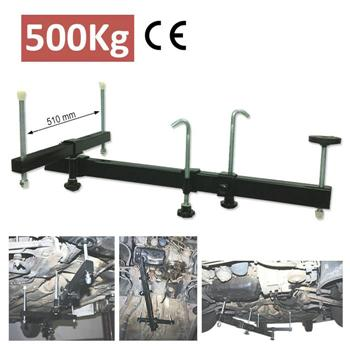 Soporte motor. Imagen de Elevadores de Coches Automotive Lift and Tools.