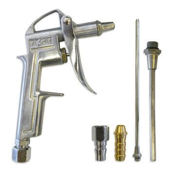 Pistola de soplado. Imagen de Elevadores de Coches Automotive Lift and Tools.
