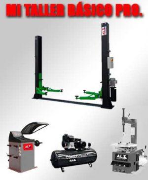 maquinas para taller. Imagen de Automotive Lift and Tools. Automliftools.