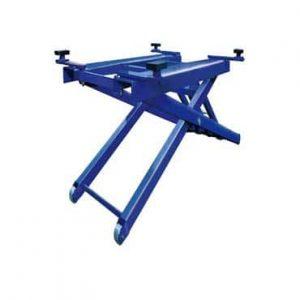 Imagen de elevador de tijera movil. Esta imagen pertenece a Automotive Lift and Tools.
