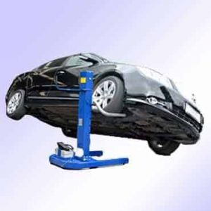 Gato hidraulico lateral - Imagen de Elevadores de Coches Automotive Lift and Tools.