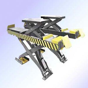 Imagen de Pantografo. Imagen de Elevadores de Coches Automotive Lift and Tools.