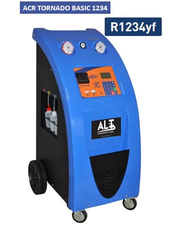 Estación aire acondicionado R-1234YF