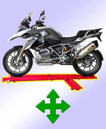 base movil para moto