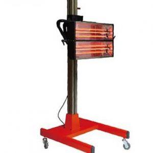 lámpara infrarrojos 2 paneles
