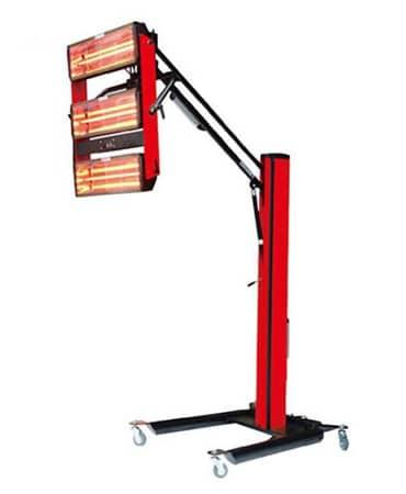 Lámpara infrarrojos 3 paneles