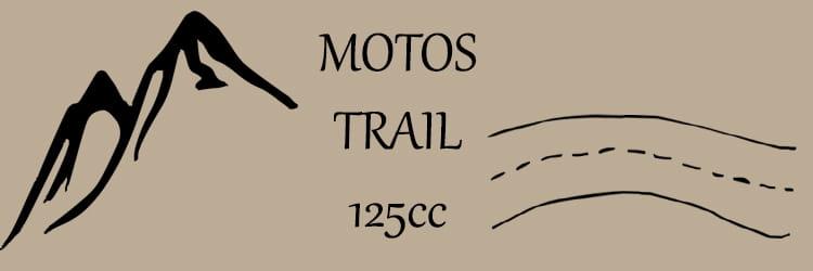 cartel motos trail 125 cc