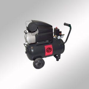 Compresor de 24 litros. Imagen de Automotive Lift & Tools.