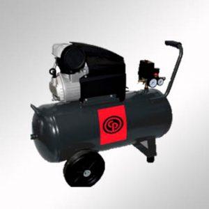 Compresor de 90 litros. Imagen de Automotive Lift & Tools.